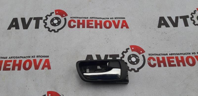 Ручка двери внутренняя Toyota Allion ZZT245-0030866 1ZZFE 2005 задняя правая