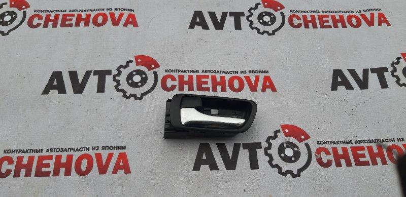 Ручка двери внутренняя Toyota Allion ZZT245-0030866 1ZZFE 2005 передняя левая