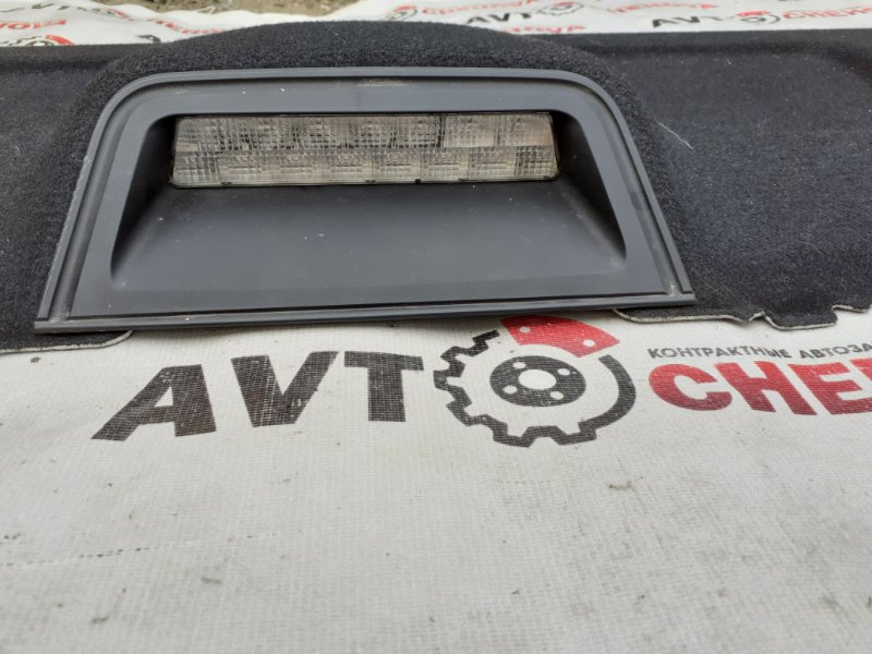 Полка багажника Nissan Tiida Latio SC11-250344 HR15DE 2010 задняя