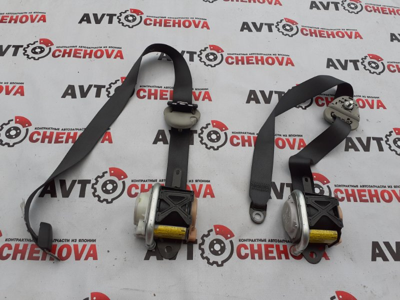 Ремень безопасности Toyota Allion ZZT245-0030866 1ZZFE 2005 передний