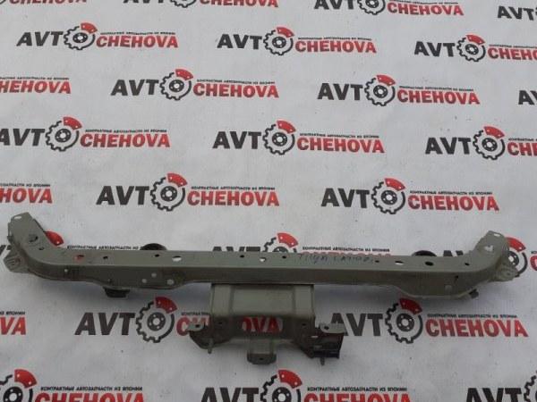 Рамка радиатора Nissan Tiida Latio SC11-250344 HR15DE 2010