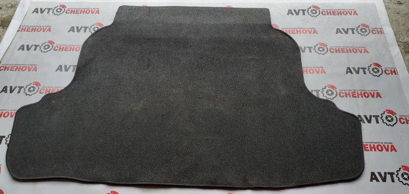 Пол багажника(коврик) Toyota Allion ZZT245-0030866 1ZZFE 2005 задний