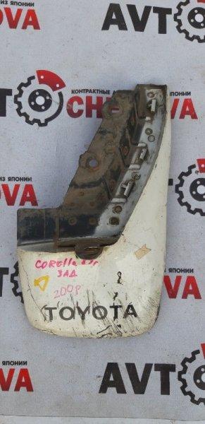 Брызговик Toyota Corolla AE95 задний правый