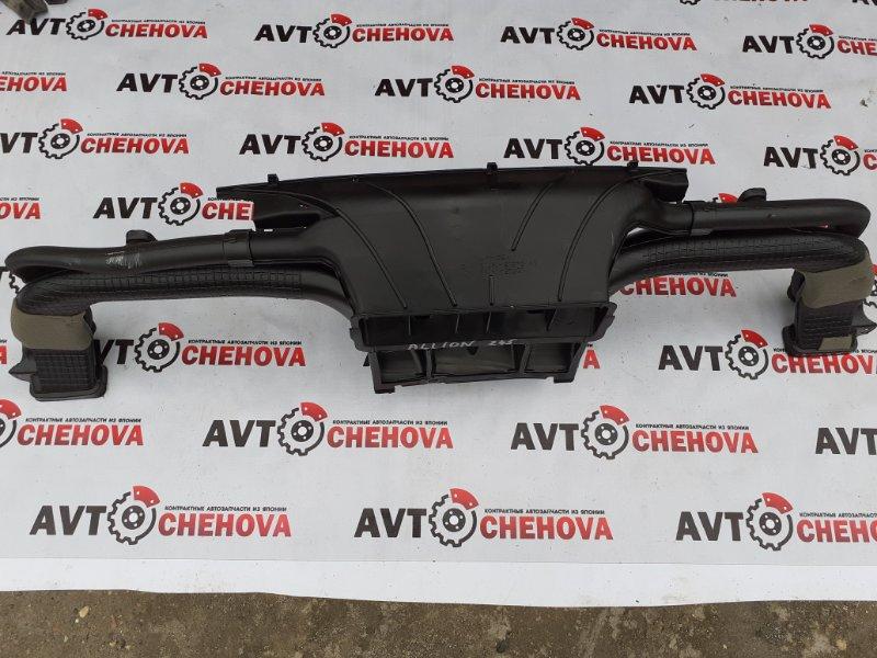 Воздуховод Toyota Allion ZZT245-0030866 1ZZFE 2005