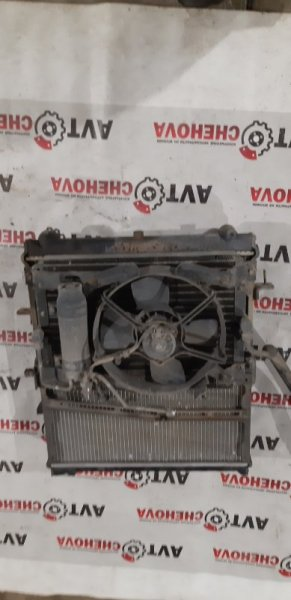 Радиатор кондиционера Mazda Titan WGEAT-100700 TF 1995