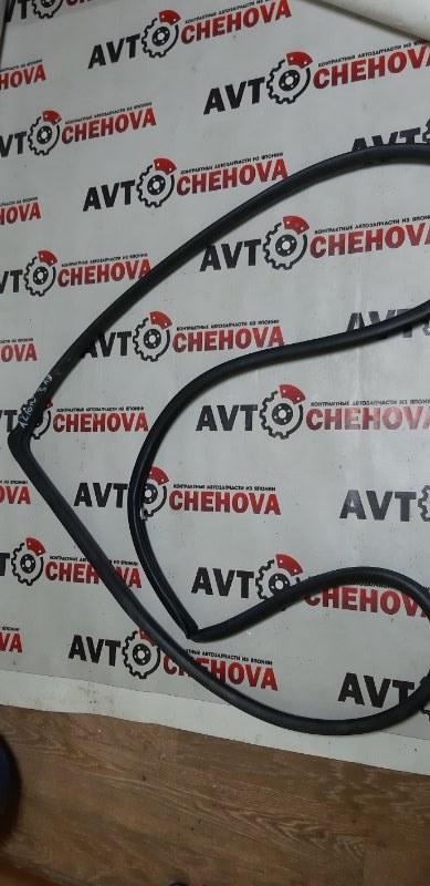 Уплотнитель двери Toyota Allion ZZT245-0030866 1ZZFE 2005 задний левый