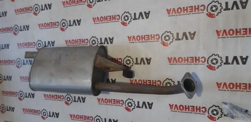 Глушитель Toyota Allion ZZT240-0136854 1ZZFE 2007