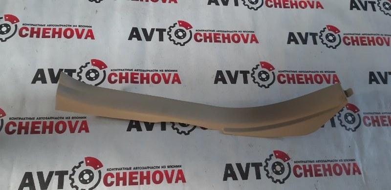 Накладка на порог Toyota Allion ZZT240-0136854 1ZZFE 2007 задняя правая
