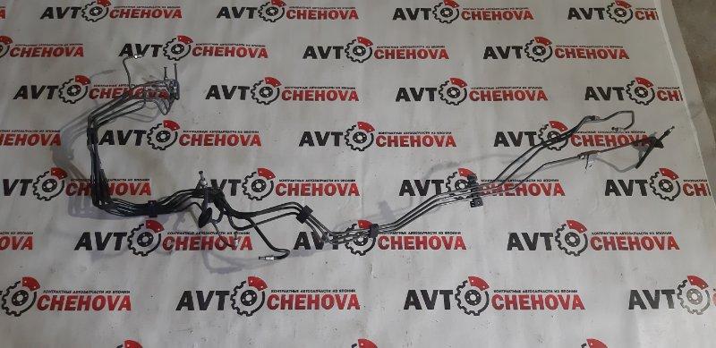 Трубка abs Toyota Allion ZZT240-0136854 1ZZFE 2007 передняя