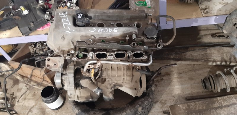 Двигатель Toyota Rav4 ZCA25W 1ZZFE 2000