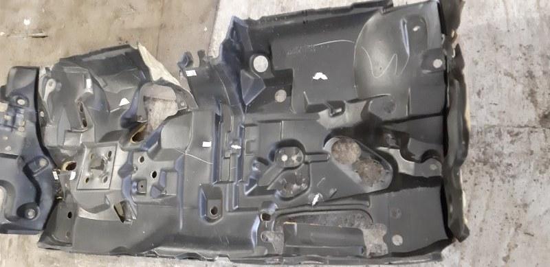 Изолятор моторного отсека Toyota Allion ZZT240-0136854 1ZZFE 2007 передний