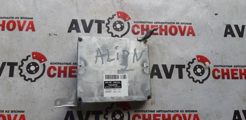 Блок управления двс Toyota Allion ZZT240-0136854 1ZZFE 2007