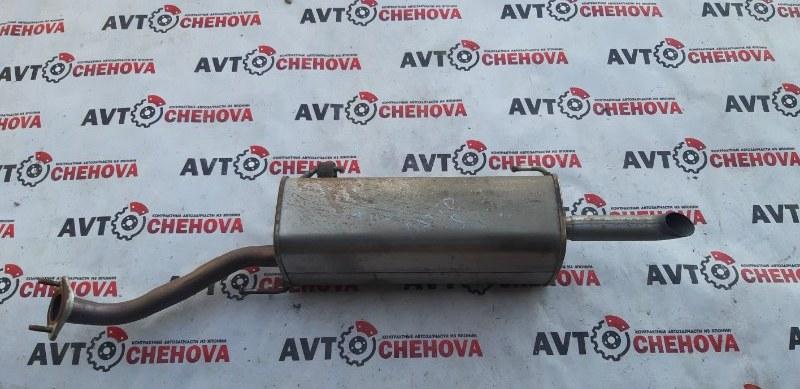Глушитель Nissan Tiida Latio SC11-204171 HR15 2009