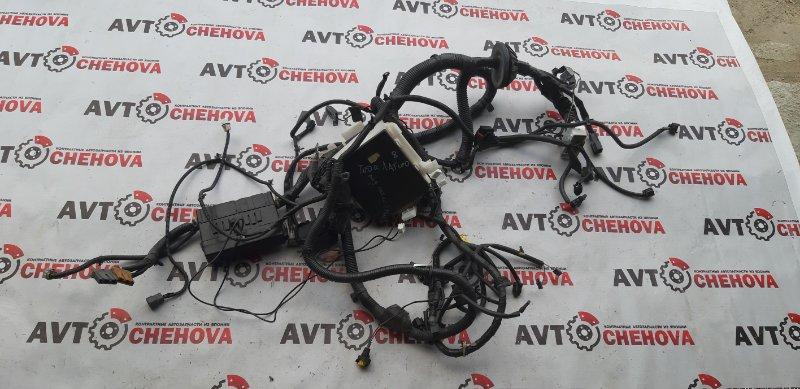 Проводка под капот Nissan Tiida Latio SC11-204171 HR15 2009