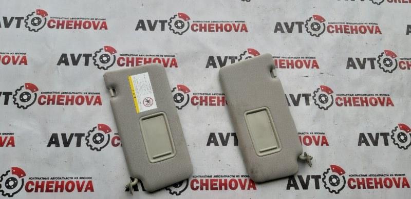 Козырек солнцезащитный Nissan Tiida Latio SC11-204171 HR15 2009