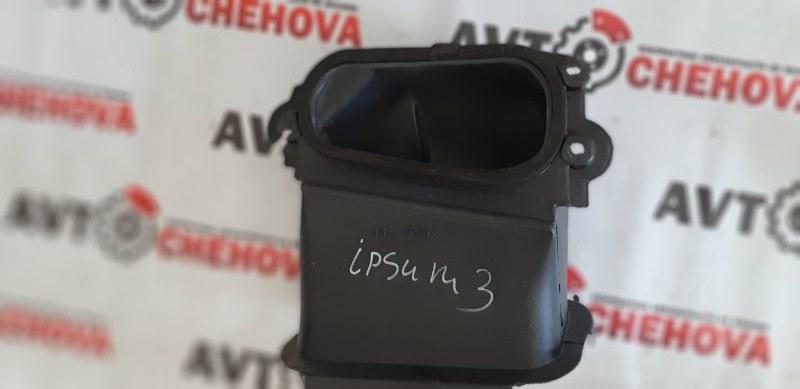 Воздуховод Toyota Ipsum SXM15-7010989 3S-FE 2000