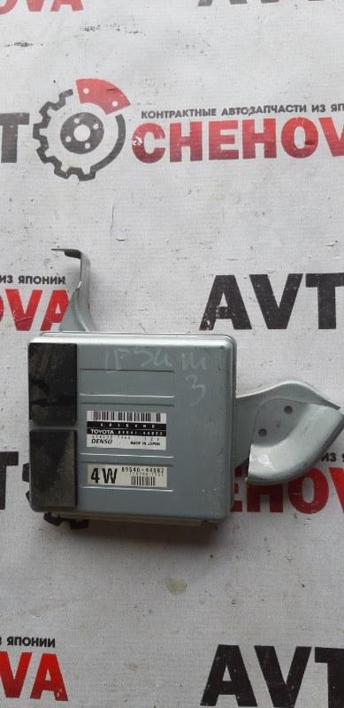 Блок управления abs Toyota Ipsum SXM15-7010989 3S-FE 2000
