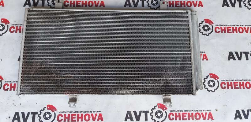 Радиатор кондиционера (пробег 70 тыс) Toyota Camry ACV40-3007762 2AZFE 2006