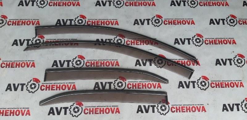 Ветровики комплект Toyota Camry ACV40-3007762 2AZFE 2006