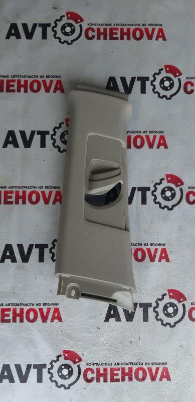 Накладка на стойку кузова Toyota Camry ACV40-3007762 2AZFE 2006 передняя правая