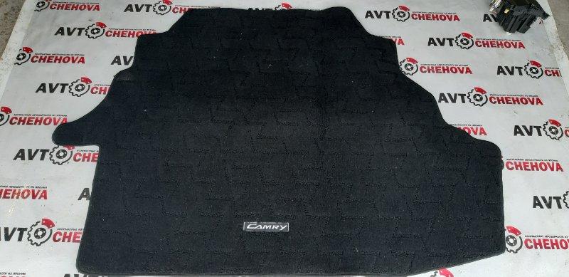 Коврик в багажник Toyota Camry ACV40-3007762 2AZFE 2006