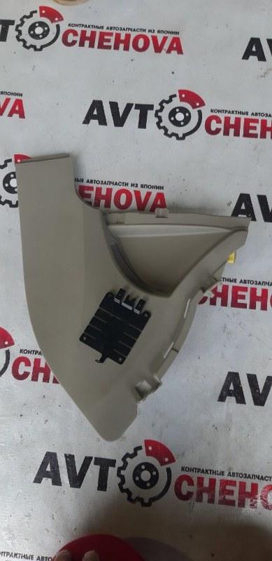 Накладка консоли Toyota Camry ACV40-3007762 2AZFE 2006 правая