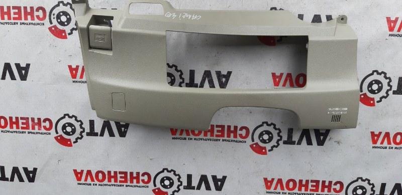 Консоль торпеды Toyota Camry ACV40-3007762 2AZFE 2006 правый нижний