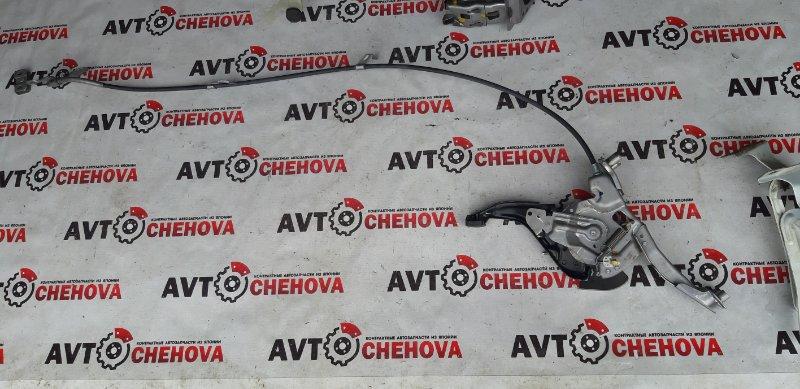 Педаль ручника Nissan Tiida Latio SC11-150851 HR15 2009