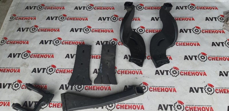Воздуховод Toyota Camry ACV40-3007762 2AZFE 2006