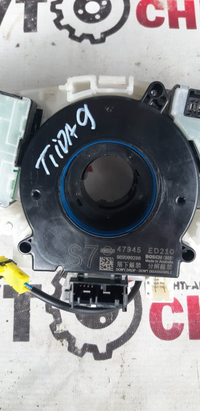 Датчик положения руля Nissan Tiida Latio SC11-150851 HR15 2009