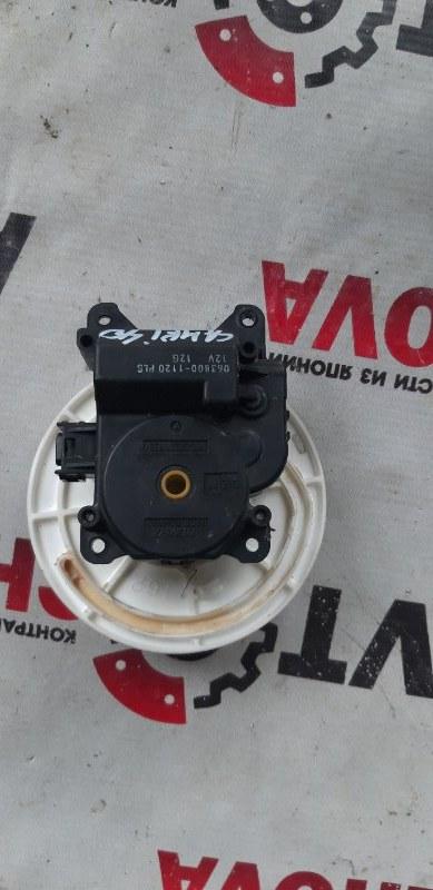 Сервопривод заслонок печки Toyota Camry ACV40-3007762 2AZFE 2006