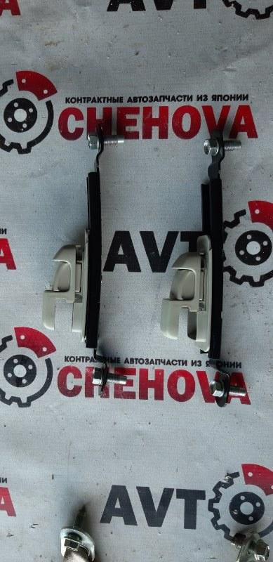 Крепление ремня безопасности Nissan Tiida Latio SC11-150851 HR15 2009 заднее