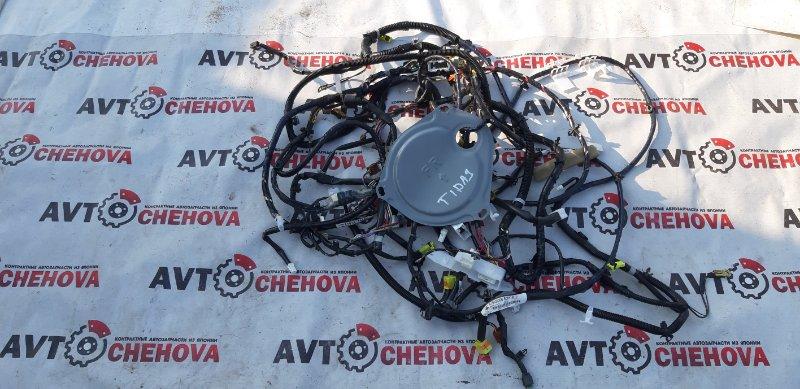 Проводка салона (без торпедной) Nissan Tiida Latio SC11-150851 HR15 2009