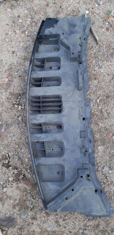 Защита бампера Nissan Tiida Latio SC11-150851 HR15 2009