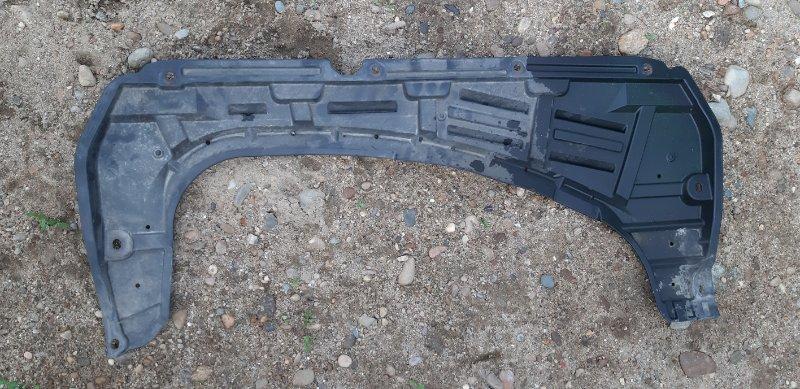 Защита двигателя Nissan Tiida Latio SC11-150851 HR15 2009