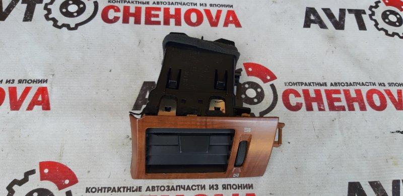 Решетка вентеляционная Nissan Tiida Latio SC11-150851 HR15 2009 передняя правая