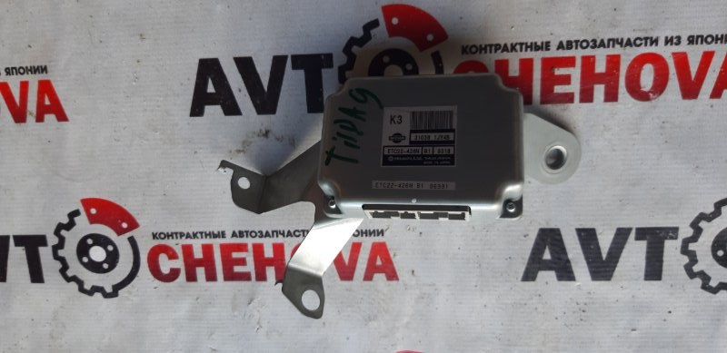 Блок управления акпп Nissan Tiida Latio SC11-150851 HR15 2009