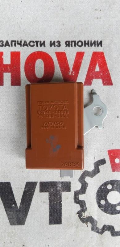 Блок управления дверьми Toyota Camry ACV40-3007762 2AZFE 2006