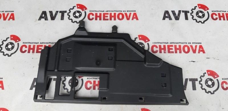 Консоль торпеды Toyota Camry ACV40-3007762 2AZFE 2006 передний левый