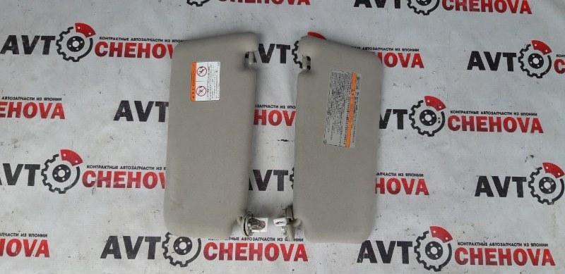 Козырек солнцезащитный Toyota Camry ACV40-3007762 2AZFE 2006