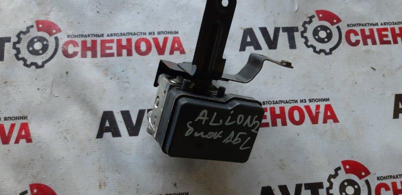 Блок abs Toyota Allion ZZT240-0136854 1ZZFE 2007