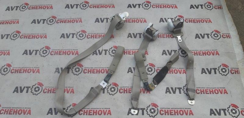 Ремень безопасности Toyota Camry ACV40-3007762 2AZFE 2006 задний