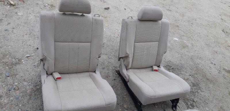 Сиденье Toyota Ipsum SXM15-7010989 3S-FE 2000 заднее