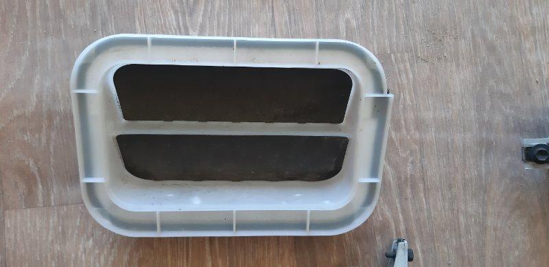 Воздуховод багажника Toyota Allion ZZT240-0136854 1ZZFE 2007 задний правый