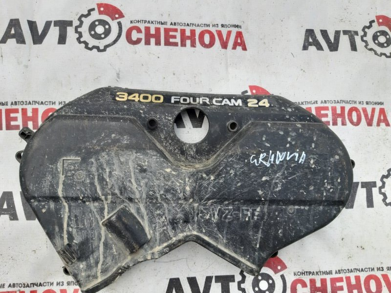 Крышка ремня грм Toyota Granvia VCH16-0019137 5VZFE 2001