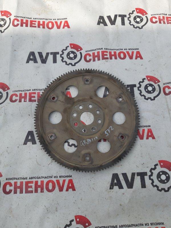 Маховик Toyota Granvia VCH16-0019137 5VZFE 2001