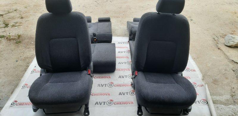 Сиденье(комплект) Toyota Allion AZT240-5007549 1AZFSE 2005