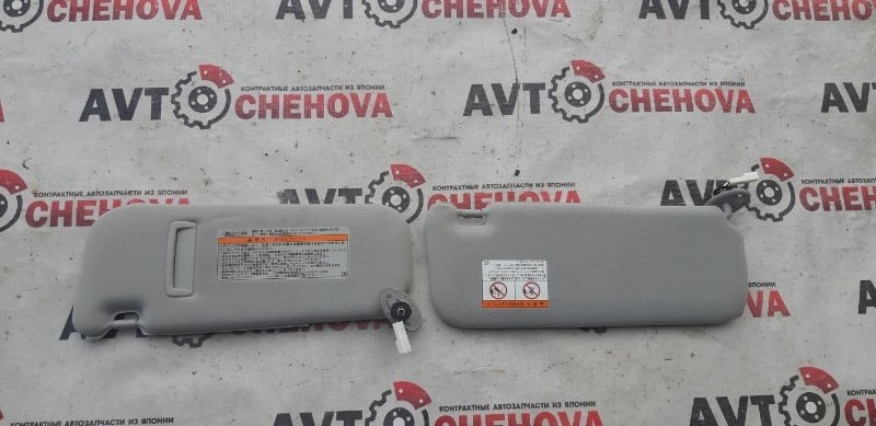 Козырек солнцезащитный Toyota Allion AZT240-5007549 1AZFSE 2005