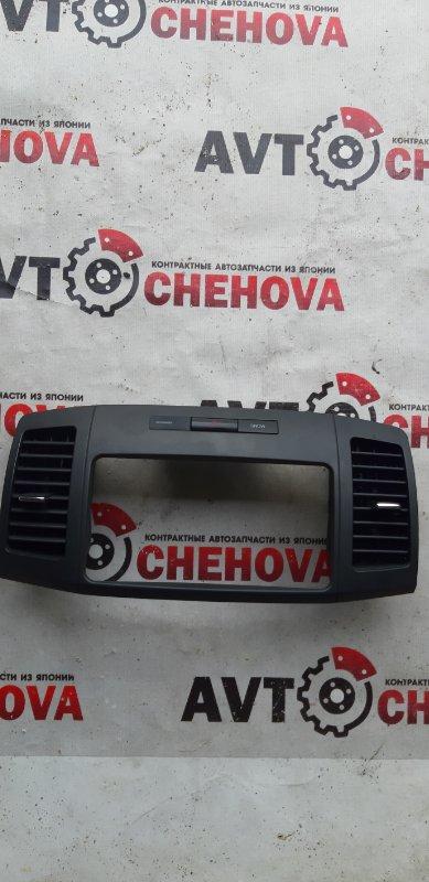Консоль магнитофона Toyota Allion AZT240-5007549 1AZFSE 2005