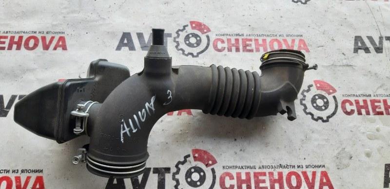 Патрубок воздушного фильтра Toyota Allion AZT240-5007549 1AZFSE 2005